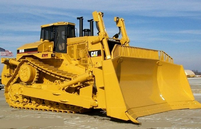 ЗАПЧАСТИ CATERPILLAR (CAT)